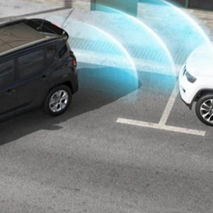 automatic park assist – park sense®