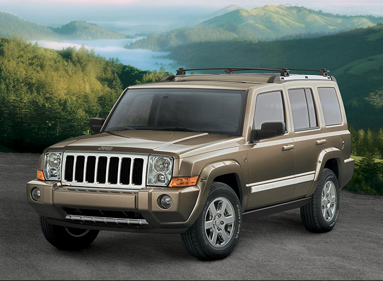 Jeep Commander 2009